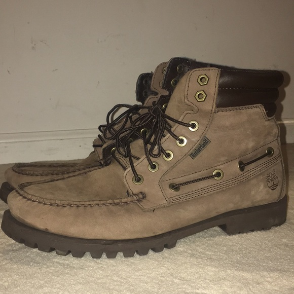 b214a34b364 Men's Timberland Oakwell Suede Brown Boots Size 11